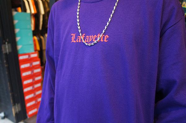STYLE SAMPLE 【LAFAYETTE】