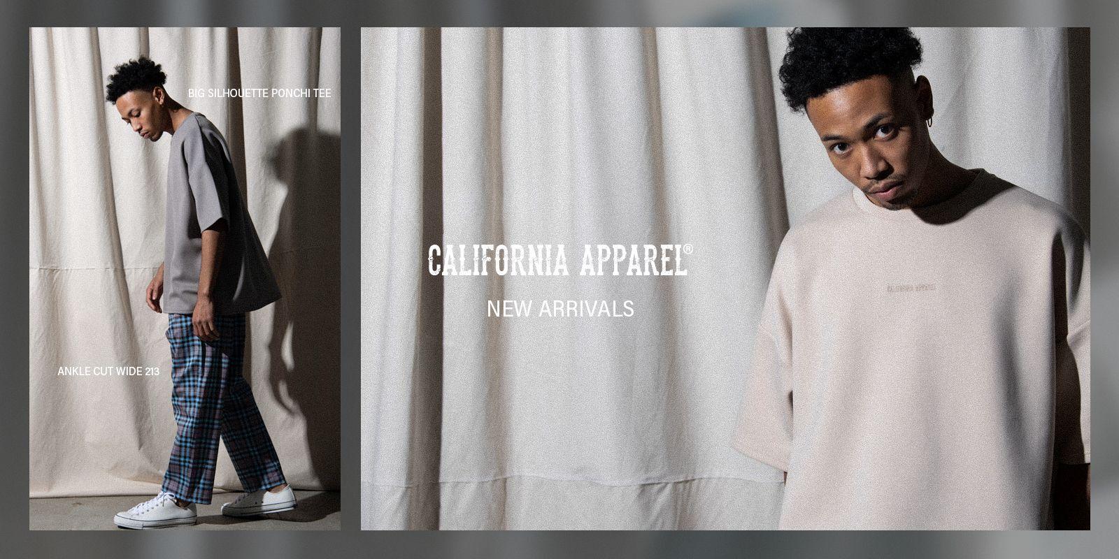 CALIFORNIA APPAREL カリフォルニアアパレル