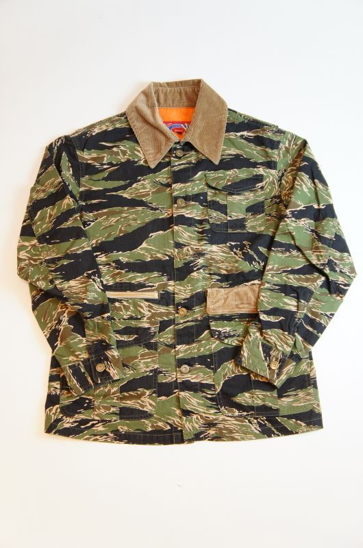 "画像1: 【INTERBREED】""CAMOUFLAGE FIELD JACKET"" (1)"