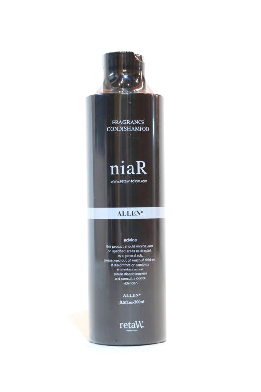画像1: 【retaW】 Fragrance Hair CondiShampoo ALLEN (1)