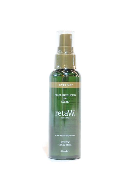 画像1: 【retaW】 Fragrance Fabric Liquid EVELYN (1)