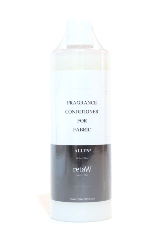 画像1: 【retaW】 Fragrance Fabric Conditioner ALLEN (1)