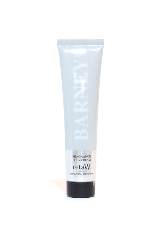 画像1: 【retaW】 Fragrance Body Cream BARNEY (1)