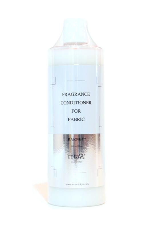 画像1: 【retaW】 Fragrance Fabric Conditioner BARNEY (1)