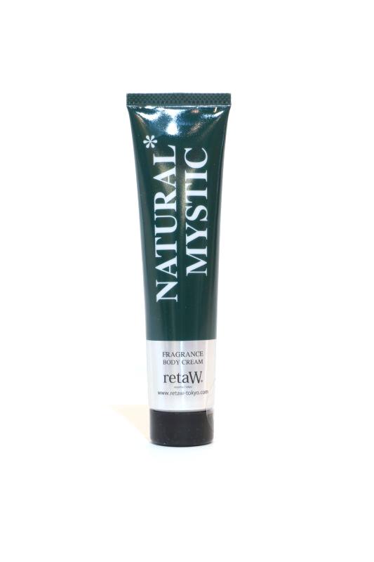 画像1: 【retaW】 Fragrance Body Cream NATURAL MYSTIC (1)