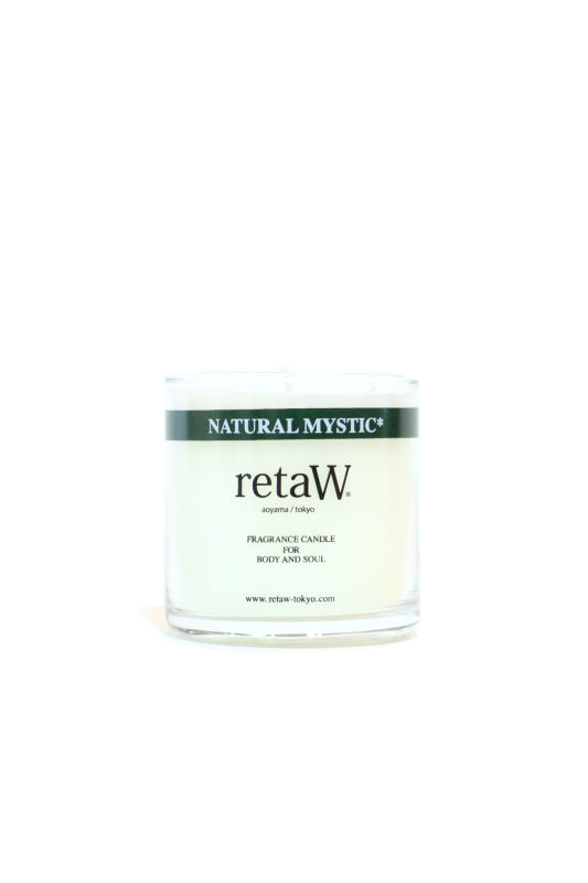 画像1: 【retaW】 Fragrance Candle NATURAL MYSTIC (1)