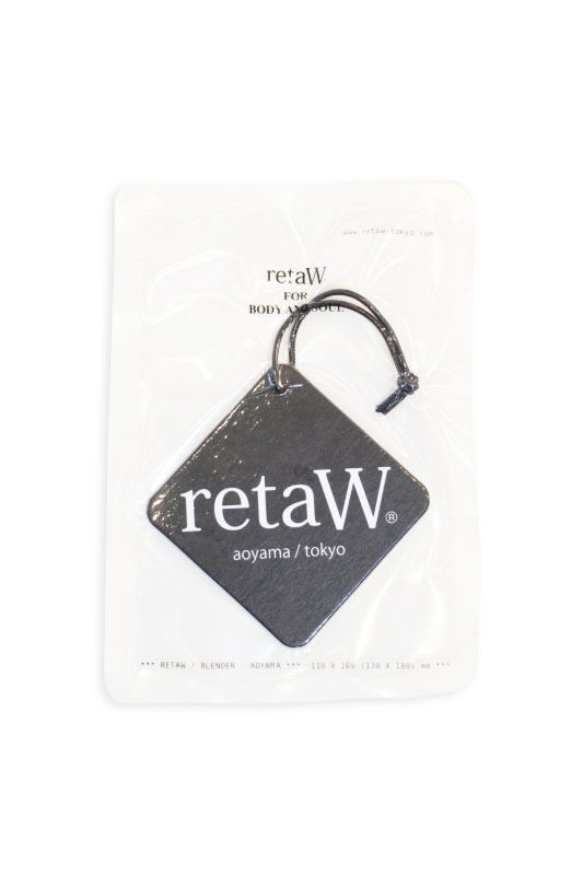 画像1: 【retaW】 Fragrance Car Tag ALLEN