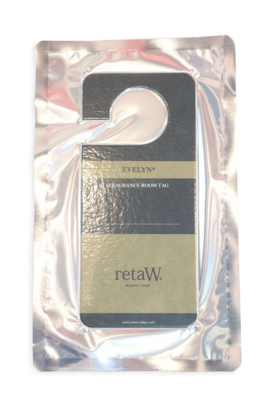 画像1: 【retaW】 Fragrance Room Tag EVELYN (1)