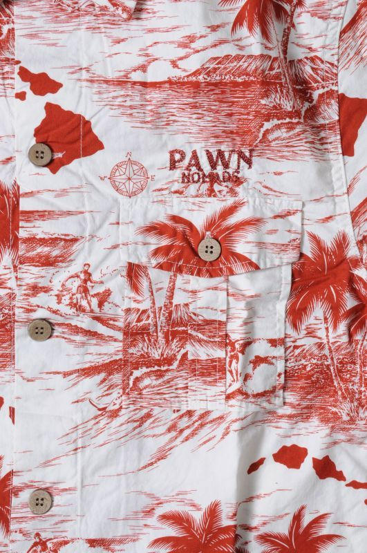 画像4: 【PAWN】 PALM TREE PAWN SHIRT