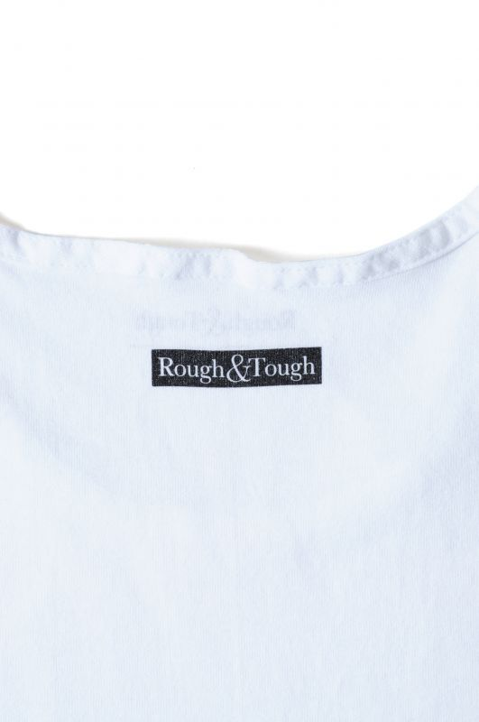 画像5: 【Rough&Tough】BASIC LOGO TANKTOP
