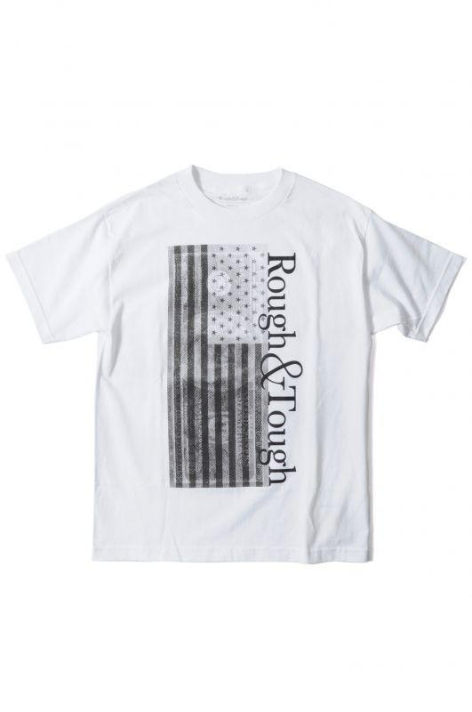 画像2: 【Rough&Tough】Stars&Stripes TEE