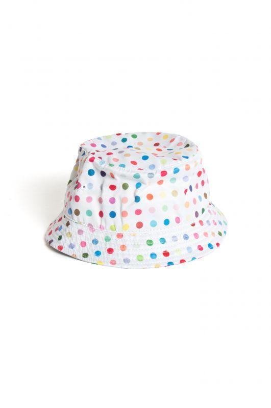画像1: 【DEADLINE】Dots Bucket Hat (1)
