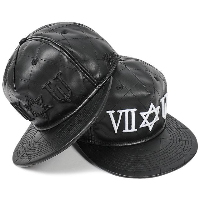 画像2: 【7UNION】HEX STAR 5X SNAPBACK CAP
