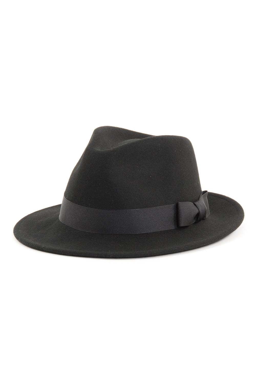画像1: 【Estilo&co.】 WIDE BRIM FELT HAT (1)