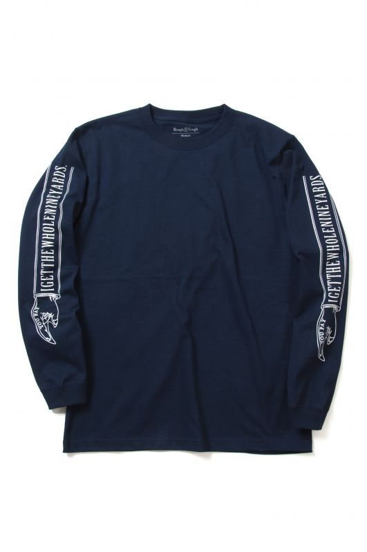 "画像3: 【Rough&Tough】YOU PAY L/S TEE with ""YOU PAY"" key ring"