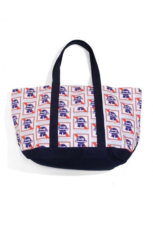 画像1: 【HIDEANDSEEK】 Pub Tote Bag (1)