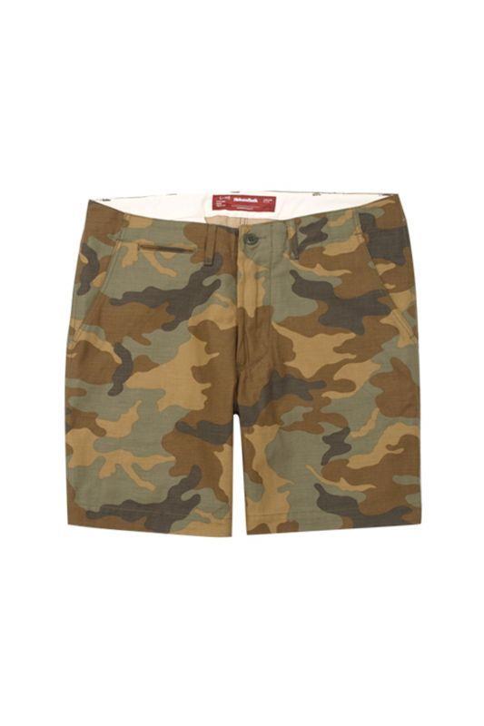 画像1: 【HIDEANDSEEK】 Camo Short Pants (1)