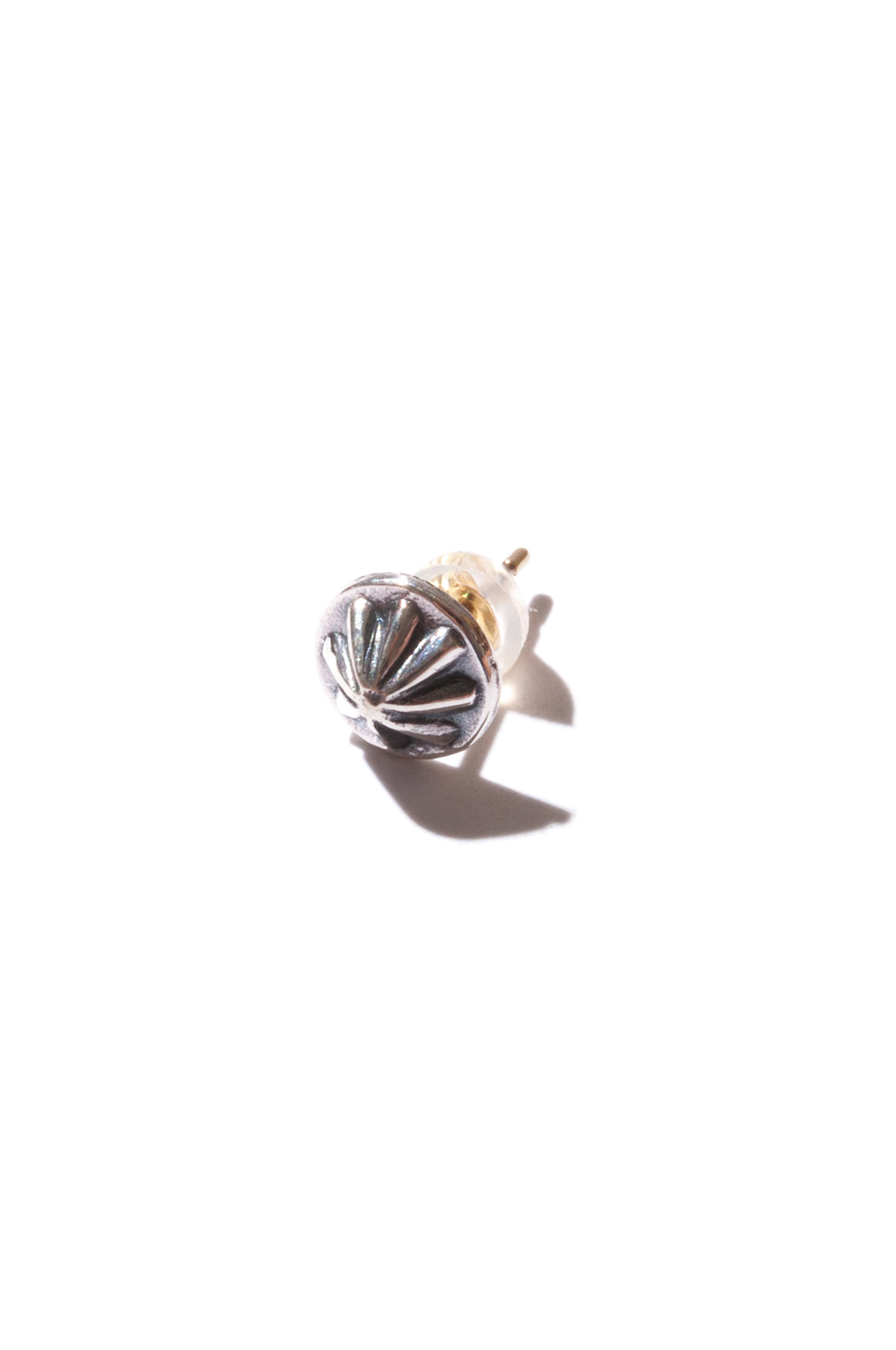 画像1: 【LARRY SMITH】 SHELL PIERCED EARRINGS (1)
