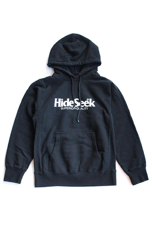 画像1: 【HIDEANDSEEK】 Logo Parka (1)