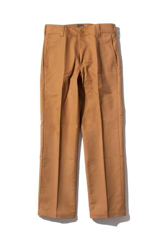 画像1: 【CUTRATE】 OLD GERMANY CLOTH CHINO PANTS (1)