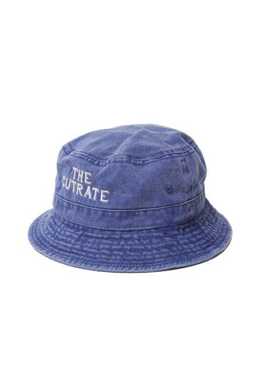 画像1: 【CUTRATE】 TWILL BUCKET HAT (1)