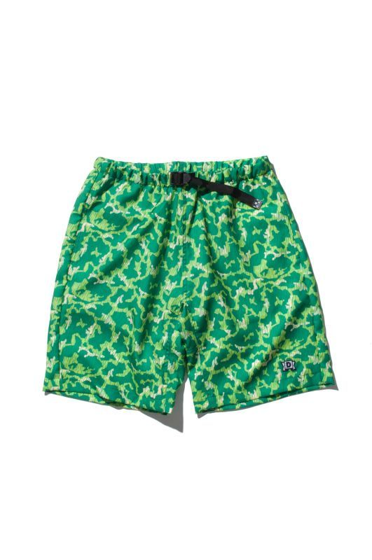 画像1: 【DUPPIES】BEYOND CAMO CRIMBING SHORTS