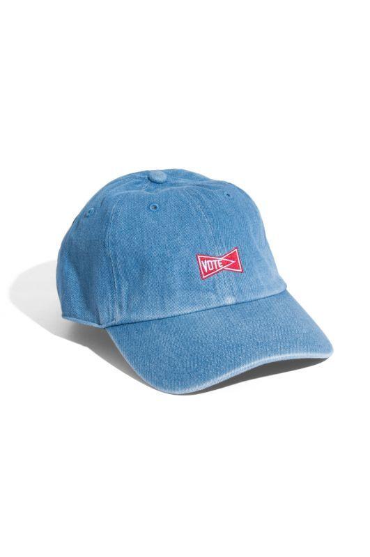 画像1: 【VOTE MAKE NEW CLOTHES】 VOTE/STARTER LOGO CAP
