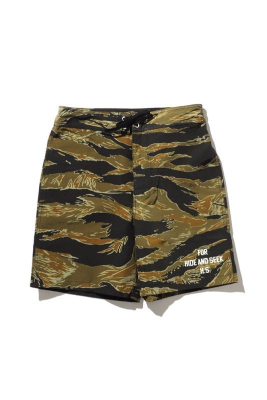 画像1: 【HIDEANDSEEK】 Swim Shorts (1)