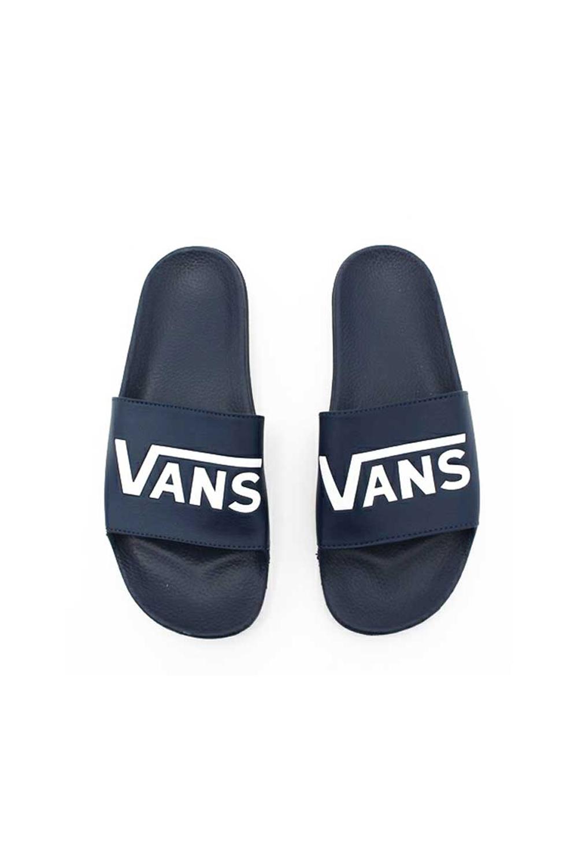 画像1: 【VANS】Slide-On Dress Blues