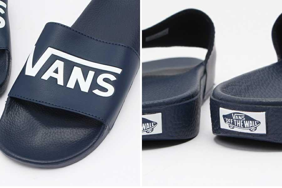 画像2: 【VANS】Slide-On Dress Blues
