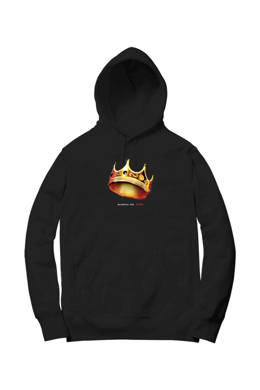 画像2: 【DEADLINE】Biggie Crown Pullover Hoodie
