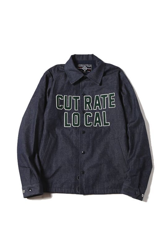 画像1: 【CUTRATE】 COACH JACKET (1)