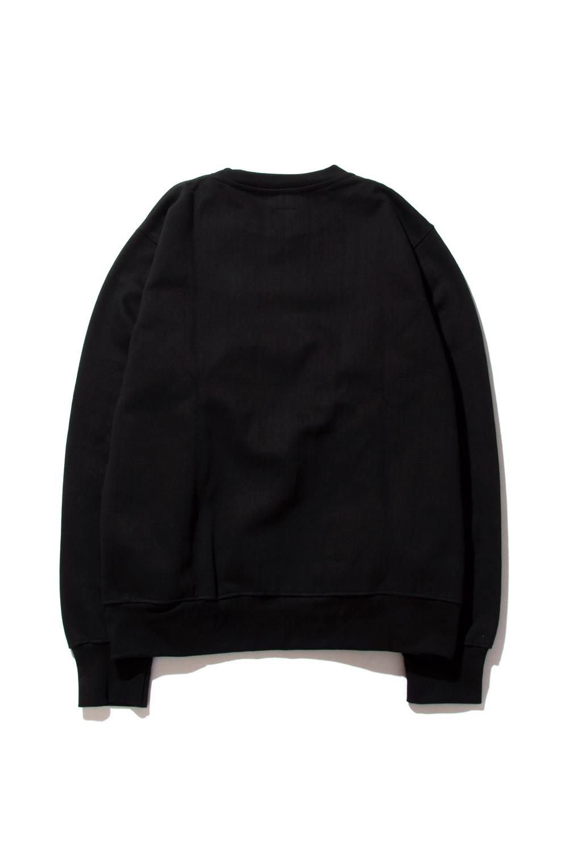 画像2: 【am】I Don't Believe Hype Crewneck Sweatshirts