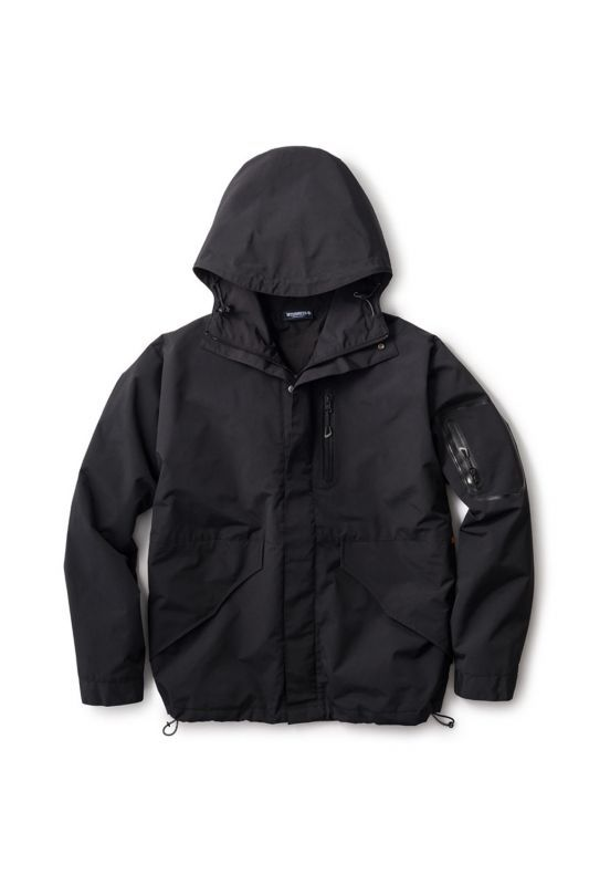 画像1: 【INTERBREED】Daily Nylon Jacket (1)