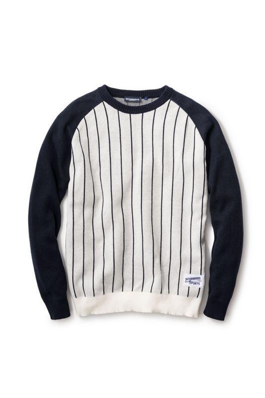 画像1: 【INTERBREED】Stadium Knit (1)