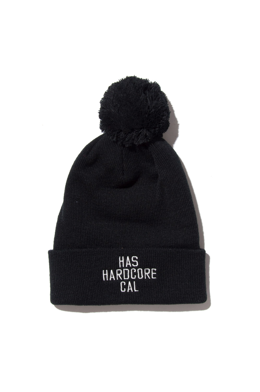 画像1: 【HIDEANDSEEK】HARD CORE CAL Knit CAP (1)