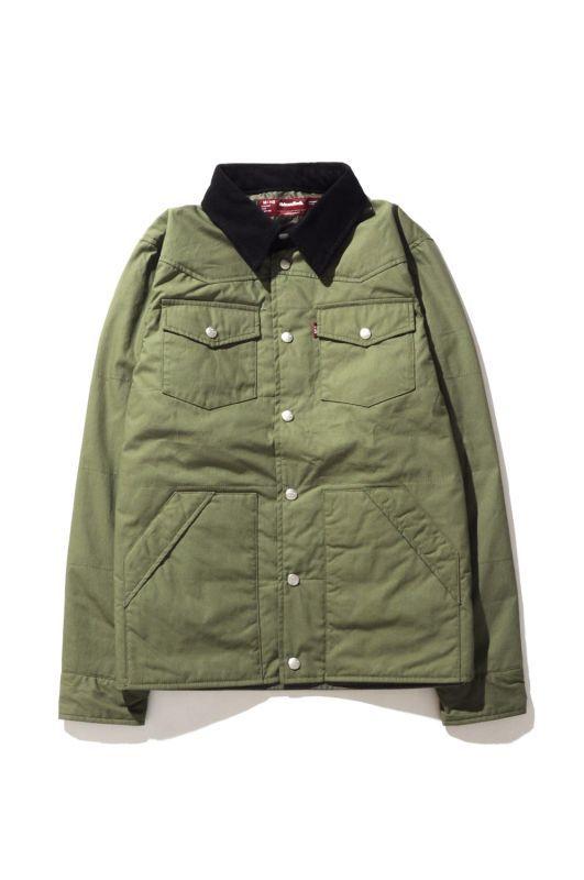 画像1: 【HIDEANDSEEK】Hunting Shirt JKT