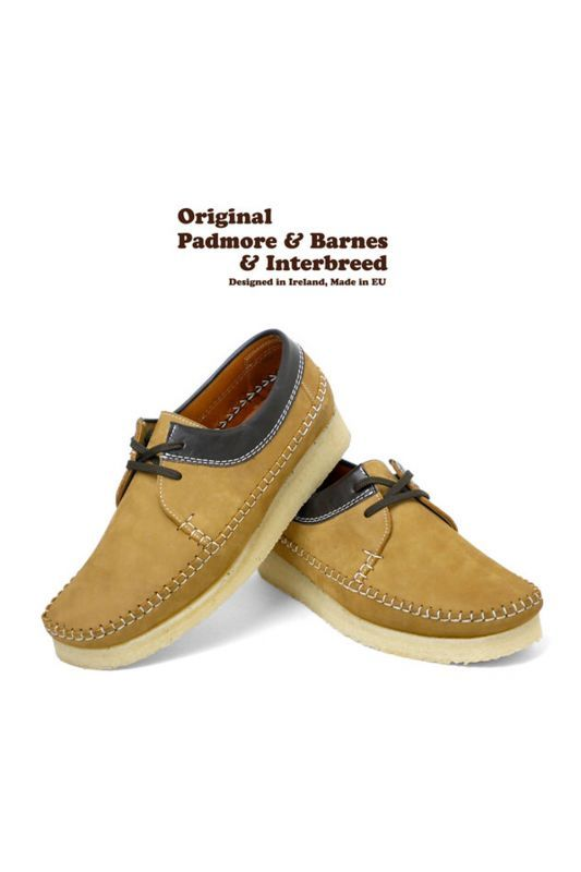 "画像1: 【INTERBREED】Padmore & Barnes × INTERBREED Collaboration ""Yellow Willow"""