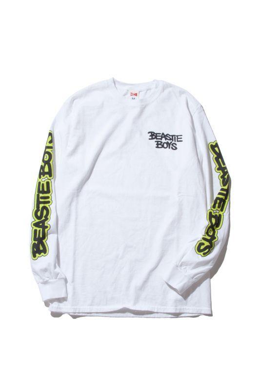 画像1: 【VOTE MAKE NEW CLOTHES】 BEASTIE BOYS L/S (1)