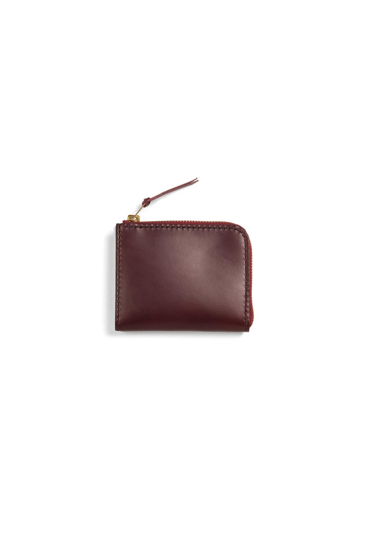 """画像2: 【OLD WEST】 """"L"""" zip wallet(Plain)"""