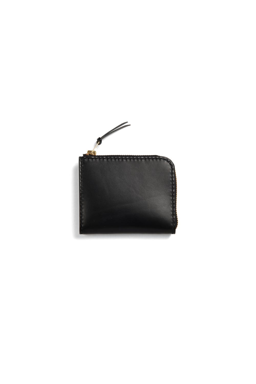 """画像1: 【OLD WEST】 """"L"""" zip wallet(Plain)"""