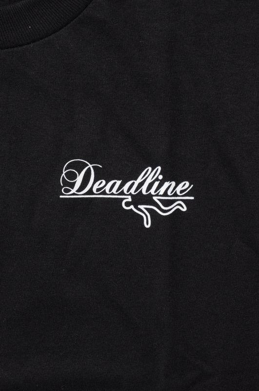画像3: 【DEADLINE】Script Logo Chest Hit Tee
