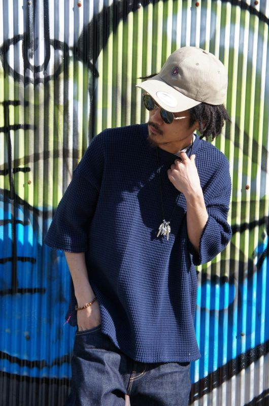 画像1: 【VOTE MAKE NEW CLOTHES】HEAVY THERMAL BIG TEE