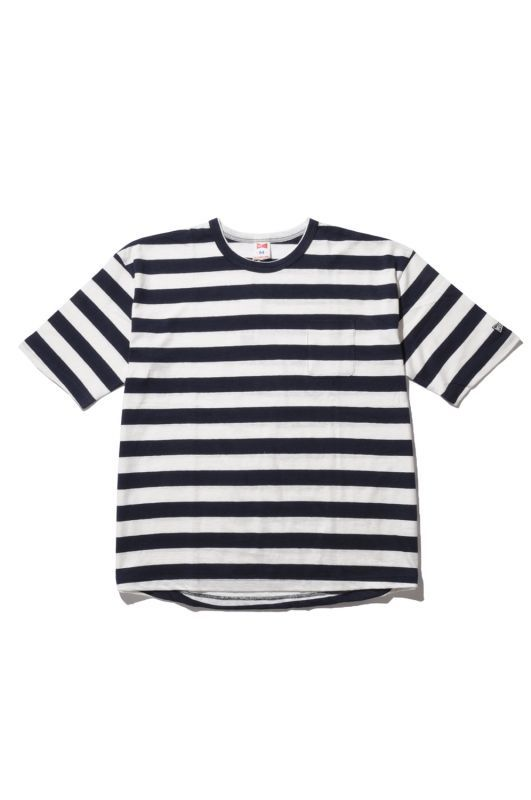 画像1: 【VOTE MAKE NEW CLOTHES】 STANDARD MARINE BIG TEE (1)