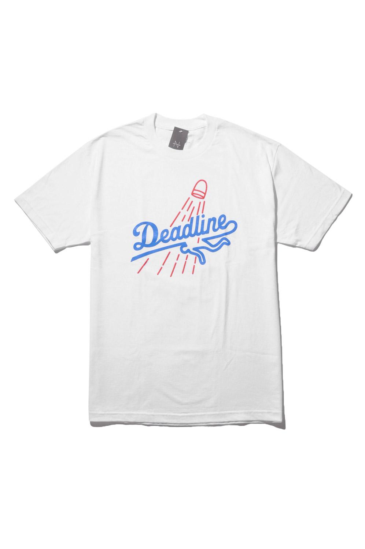 画像1: 【DEADLINE】Deadline Logo Tee