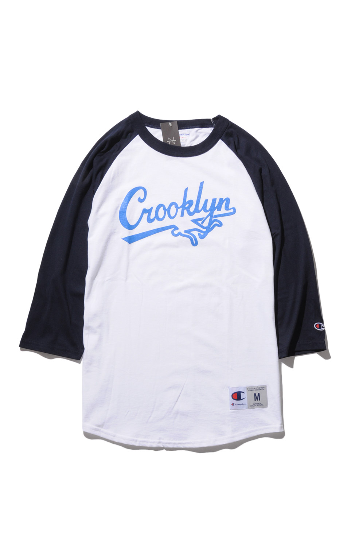 画像1: 【DEADLINE】Crooklyn Dodgers Champion Raglan