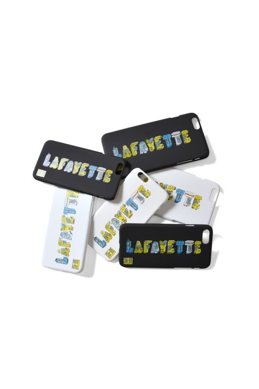 画像1: 【LAFAYETTE】Lafayette × GHICA POPA – VEHICLE LOGO iPhone CASE