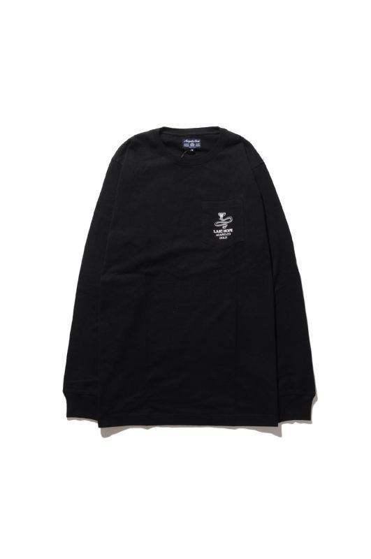 画像1: 【ACAPULCO GOLD】LAST HOPE POCKET LONG SLEEVE