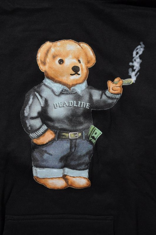 画像4: 【DEADLINE】420 Blunt Bear Hoodie