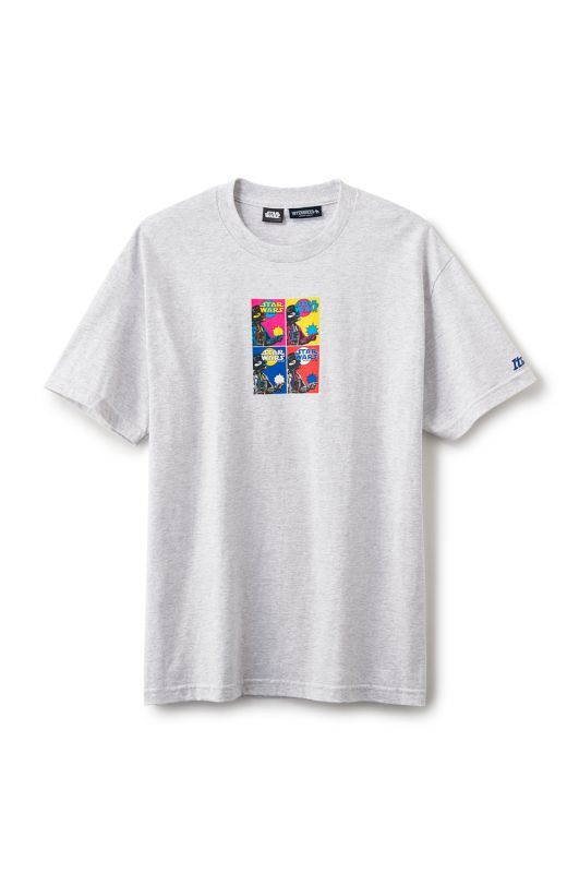 "画像1: 【INTERBREED】STAR WARS™ x INTERBREED ""Bubble Gum SS Tee"" (1)"